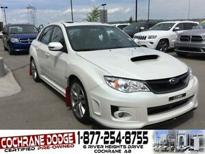 2014 Subaru WRX STI w/LOW KMS! IMMACULATE CONDITION!