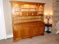 Bespoke Solid Pine Dresser