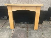 Fire surround good condition - £30 ONO