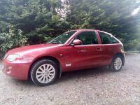Rover 25 REPAIRABlE 68K miles £350 ono