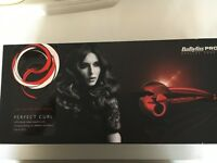 Babyliss Pro Hair Curler- used only once - great for greating beautiful curls - cost £120 new