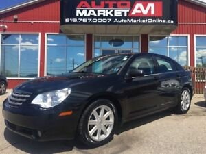 2009 Chrysler Sebring Touring, LEATHER, ALLOYS, WE APPROVE ALL C