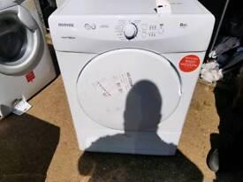 Hoover 8kg condenser dryer 1 year old