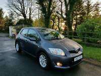 TOYOTA AURIS TR VVTI LOW MILEAGE FROM ONLY £87 PER MONTH ON FINANCE !!