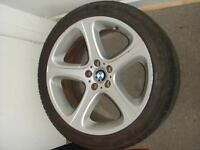 BMW 4 Mags with 275 40 R20 tires for X5, X6, VW or any SUV!!