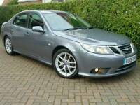 2008 SAAB 9-3 1.9 TID VECTOR SPORT 150-BHP*S/HIST*LEATHERS*EL-PACK*CHEAP TAX+INSURANCE**NEW SHAPE**