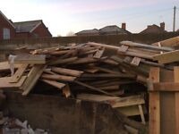 Free Firewood / Kindling - Collection only