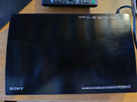 Sony BDP-S185 Blu Ray DVD Player with USB and HDMI Ports + Remote