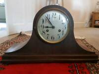 Antique Napoleon Hat Clock