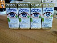 Murine Professional Advanced Dry Eye Relief 10ml