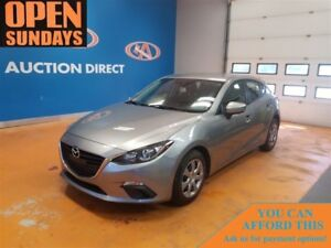 2015 Mazda Mazda3 Sport GX! AC! FINANCE NOW!