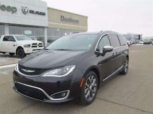 2017 Chrysler Pacifica Chrysler Pacifica Limited