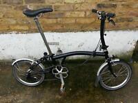 Brompton Bike S3L 2014