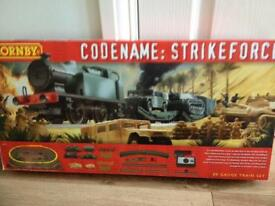 HORNBY electric train set brand new condition