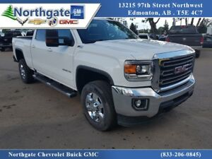 2017 GMC SIERRA 2500HD SLE, Nav, Heated Seats, Back Up Camera