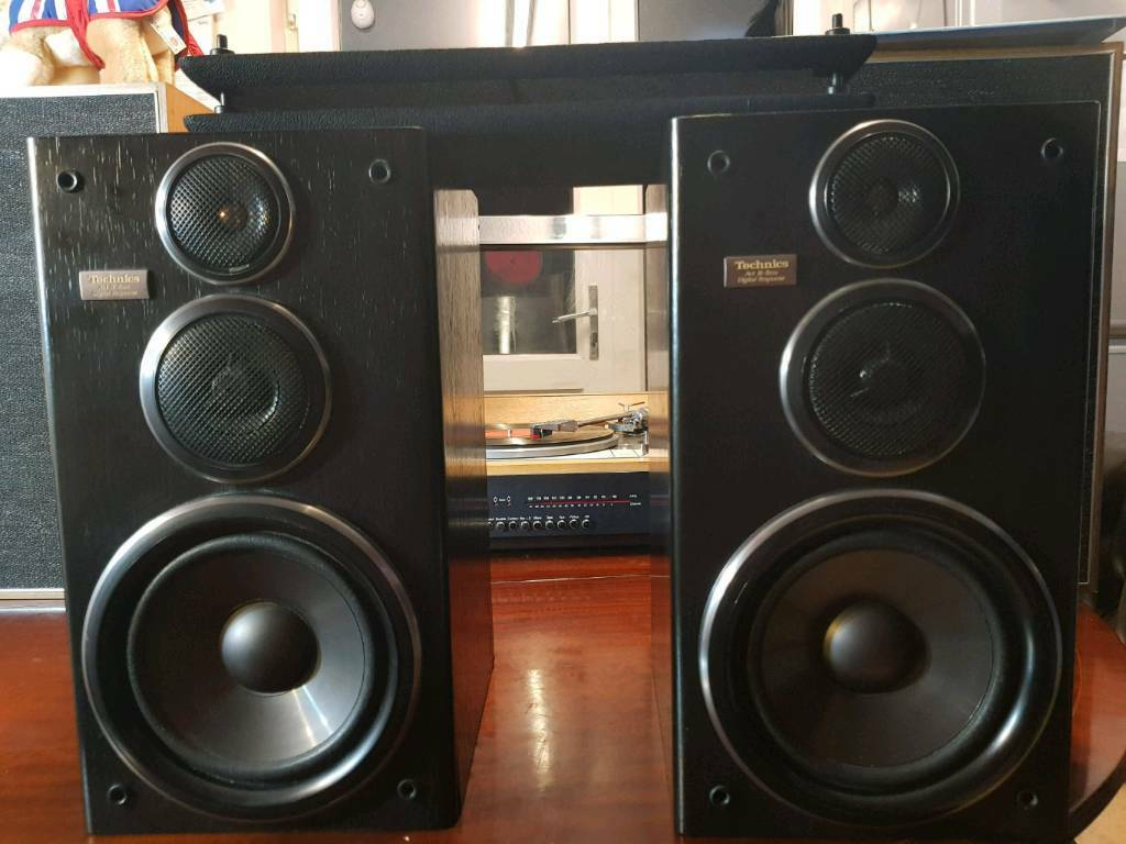 Technics Sb Ch900 3 Way Speakers In Leicester