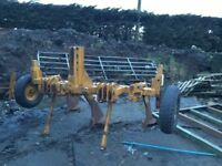 Mole plough in very good condition