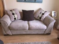 DFS Glory Sofa and Armchair