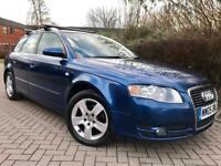 Audi A4 Avant 1.9 TDI SE 5dr Mot Sept 2 Keys