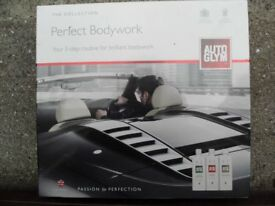 AUTO GLYM PERFECT BODYWORK. BRAND NEW IN CELLEPHANE