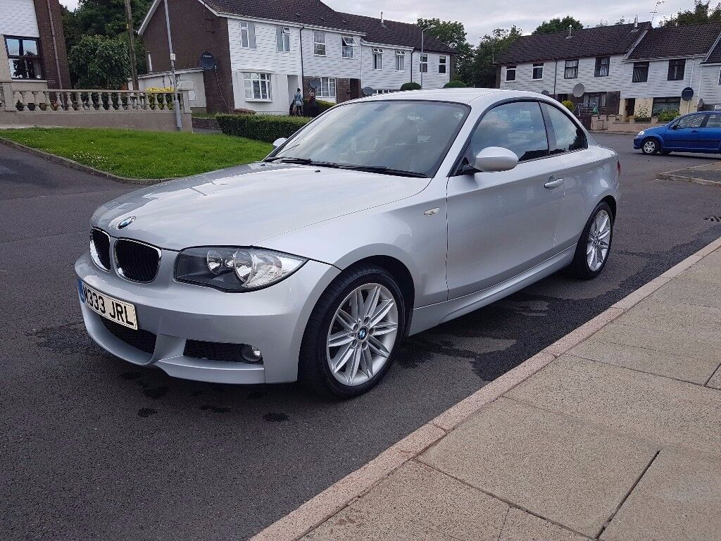 2008 bmw 123d m sport coupe 5000ono in magherafelt county londonderry gumtree. Black Bedroom Furniture Sets. Home Design Ideas