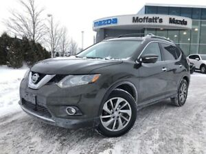 2014 Nissan Rogue S S