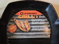 Le Creuset 26cm grillit
