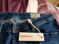 Brand new diesel jeans