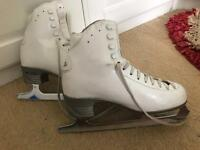 Ladies Risport Size 5.5 Ice Skates