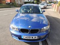 BMW 123D Coupe - Full BMW Service History, Just serviced