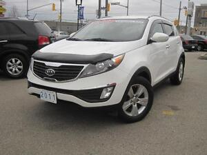 2011 KIA SPORTAGE EX | Automatic • Fully Loaded