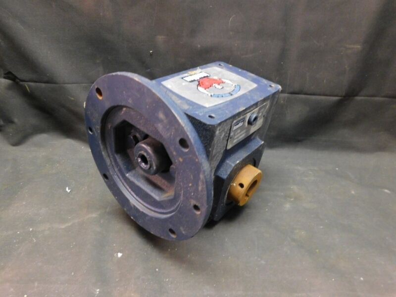 GROVE GEAR IronMan GRG-FHMQ821-25-HL-56-16 - 25:1 - 1.333 HP Input Speed Reducer