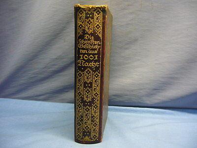 altes Buch Die schönsten Geschichten aus 1001 Nacht (48)