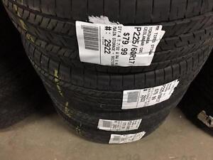 225/60/17 Yokohama Geolandar G95 *Allseason Tires*