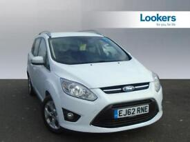 Ford Grand C-Max ZETEC (white) 2012-11-16
