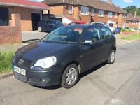 VW POLO 1.4 TDI SE GREY 3 DOOR HATCH MANUAL