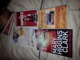 4 very nice books!