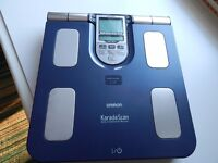 OMRON THE NO1 , BODY SCALES FOR THE PRO . AND SO MUCH MORE !!!!!!