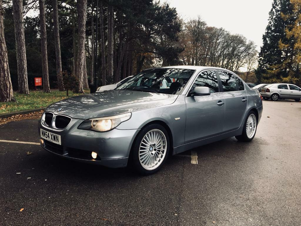 BMW 2005/DIESEL 525D MANUAL 6 SPEED/START RUNS PERFECT/CLEAN IN ...