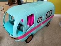 LOL Dolls Glamper Van