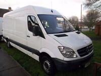 Mercedes Sprinter LWB quick sell