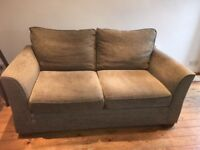 M&S 2 Seater Sofa - Grey