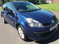 Renault Clio dynamiqueNew shape(Full Mot) lovely car thruout driving perfect seats and carpet good
