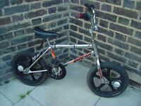 FREE DELIVERY Retro Mini Bike Raleigh Burner BMX 102