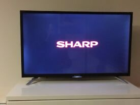 Sharp 32in LCD HD TV 720p