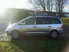 VW SHARAN 1.9 TDI 7 SEATER ALLOYS