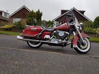 Harley Davidson Roadking 1997 Genuine Mileage. Lots of upgrades. Good Condition for year. Must see.