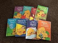 8 Spot the Dog Storybooks