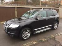 Vw Touareg alloy wheels