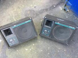 Peavey Active Monitor Wedges x2